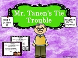 Mr. Tanen's Tie Trouble Review Task Cards for Houghton Mifflin Journeys