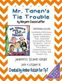 Mr. Tanen's Tie Trouble Activities 2nd Grade Journeys Unit 4, Lesson 16