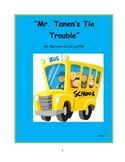 Mr. Tanen's Tie Trouble (Journey's Edition) Stations and Activities Packet