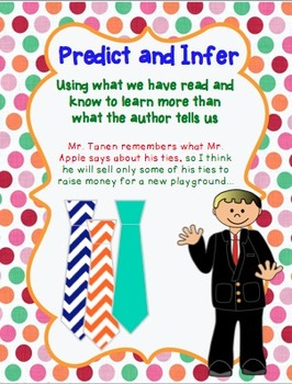 Mr. Tanen's Tie Trouble (Journeys Unit 4 Lesson 16)