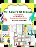 Mr. Tanen's Tie Trouble (Journeys Unit 4 Lesson 16)