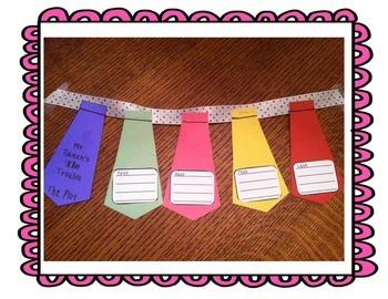 Mr. Tanen's Tie Trouble Journeys Unit 4 Lesson 16 2nd  Gr Supplement Activities