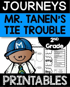 Mr. Tanen's Tie Trouble Worksheets