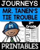 Mr. Tanen's Tie Trouble Activities