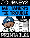 Mr. Tanen's Tie Trouble Activities