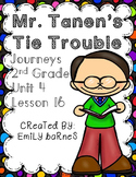 Mr. Tanen's Tie Trouble Supplement Materials Journeys 2nd Grade