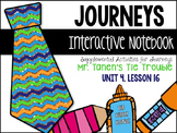 Mr. Tanen's Tie Trouble Unit 4, Lesson 16 Journeys Print & Go