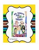 Mr. Tanen's Tie Trouble Journey's  flipchart