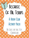 Mr. Terupt Book Club Activity Pack