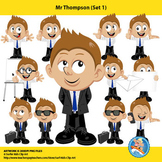 Mr Thompson (Set 1) - Teacher