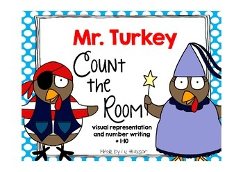 Mr. Turkey Count the Room