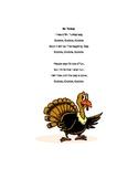 Mr. Turkey Poem