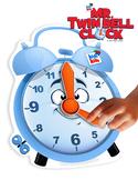 Mr Twinbell clock