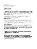 Mr. Twister Chapters' Summaries