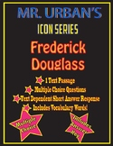 Mr Urban's Icon Series:  Frederick Douglas - Passage & Que