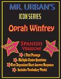 Mr. Urban's Icon Series:  Oprah Winfrey - Passage/Question