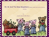 The Three Little Pigs. readers theater