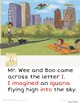 """Mr. Wee and Boo Series: Letter of the Week """"Ii"""""""