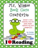 Mr Wiggles Craftivity