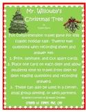 Mr. Willowby's Christmas Tree Fun!