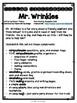 Mr. Wrinkles Book Companion