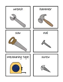 Mr. and Mrs. Fix-It Pronouns & Vocabulary