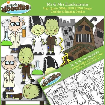 Mr and Mrs Frankenstein