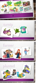 Mrs. Baia's Winter Camp - The Turnip Lesson Bundle