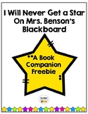 Mrs. Benson's Gold Star Students