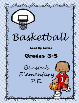Mrs Bensons Basketball Lead Up Games