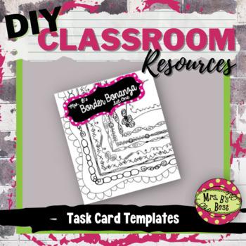 Mrs. B's Border Bonanza, Set One