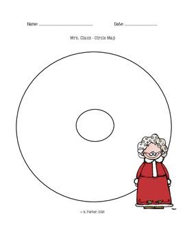 Mrs. Claus Circle Map