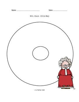 Mrs. Claus Circle Map