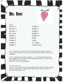 Mrs. Doors - an easy play with character building themes of love and kindness