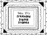 Mrs. D's Digital Frame Pack 1