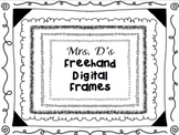 Mrs. D's Digital Frame Pack 1