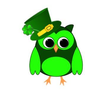 Mrs. D's St. Patrick's Day Clipart by Amy Dahmke   TpT