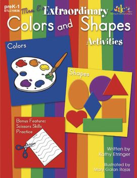 Mrs. E's Extraordinary Colors and Shapes Activities