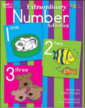 Mrs. E's Extraordinary Number Activities
