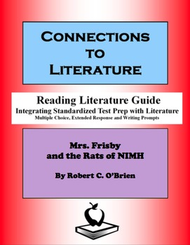 Mrs. Frisby and The Rats of NIMH-Reading Literature Guide