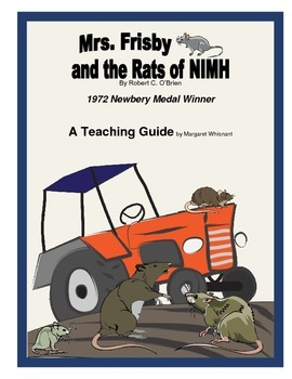 Mrs. Frisby and the Rats of NIMH Novel Study Guide