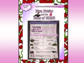Mrs. Frisby and the Rats of NIMH Interactive Bundle