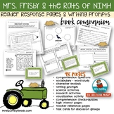 Mrs.Frisby and the Rats of NIMH | Literature [Reading Resp