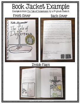 Mrs. Frisby and the Rats of NIMH Project: Create a Book Jacket!