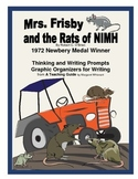 Mrs. Frisby and the Rats of NIMH Thinking Skills and Graphic Organizers