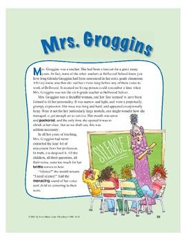 Mrs. Groggins