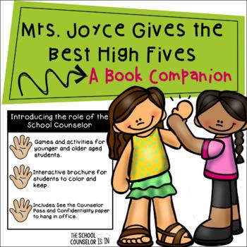 Meet the School Counselor- Mrs. Joyce Gives The Best High