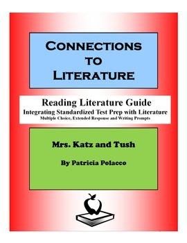 Mrs. Katz and Tush-Reading Literature Guide