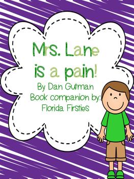Mrs. Lane is a pain! {Book companion} My Weirder School
