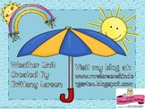 Mrs. Larsen's Weather Unit
